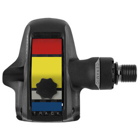 Look Kéo Blade Carbon Ceramic Track Pedals, black